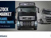 Auto Sueco faz feira de camiões Volvo usados