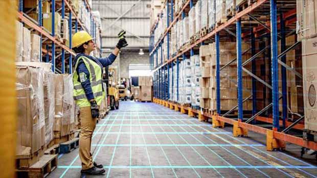 Automatização é aposta para a logística