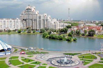 AEP pela terceira vez na Bielorrússia