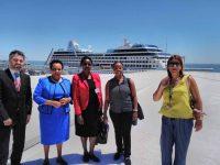Porto de Lisboa recebe delegação governamental do Quénia