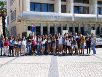 Porto de Setúbal já recebeu 450 alunos