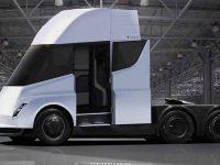 Tesla Semi: Produção adiada para 2020