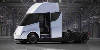 Tesla Semi em produção no segundo semestre