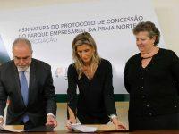 APDL prolonga concessão do Parque Empresarial da Praia Norte
