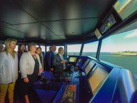 Leixões tem simulador de ponte único no país