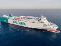 Baleària soma três navios a GNL
