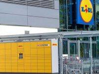 DHL entrega e recolhe encomendas nos Lidl