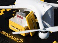 Correios suíços suspendem voos de drones