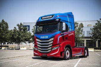 Iveco apresenta protótipos para motoristas