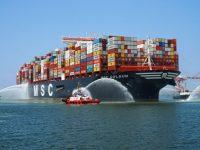 MSC descarta porta-contentores a GNL