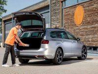 Nacex testa entregas nas bagageiras de VW