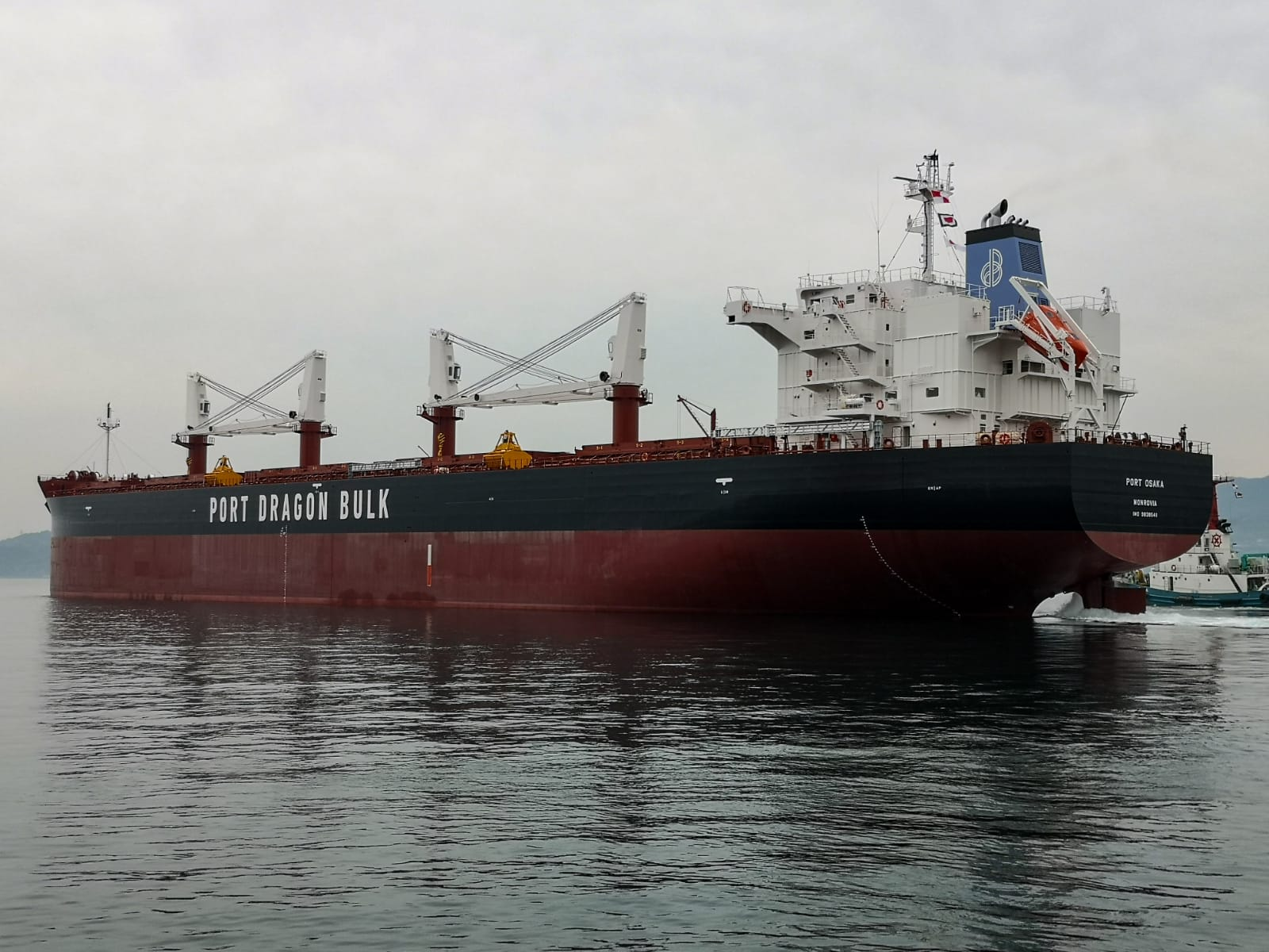 A Portline Bulk soma 19 navios sob gestão