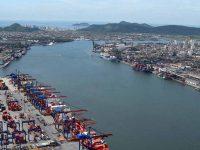 Porto de Santos abre escritório em Xangai