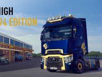 Renault Trucks lança T High de aniversário