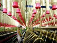 Exportações têxteis caem em Junho