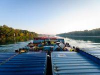 França e Bélgica querem via fluvial de 1100 km