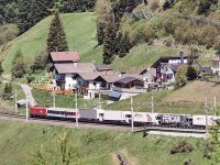 Áustria expande auto-estradas ferroviárias