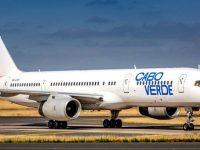 Cabo Verde Airlines com três voos para Lisboa