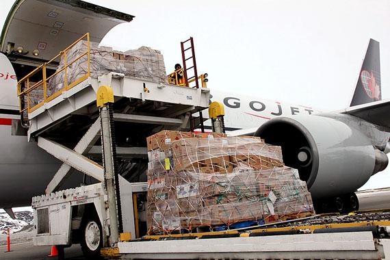 Amazon poderá comprar até 14% das acções da Cargojet