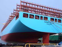 Maersk Honam renasce como Maersk Halifax