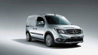 Mercedes e Renault juntas na nova Citan