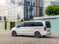 Mercedes estreia EQV em Frankfurt