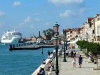 Cruzeiros poderão ser desviados de Veneza
