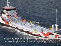 MOL projecta navio-tanque eléctrico para 2021