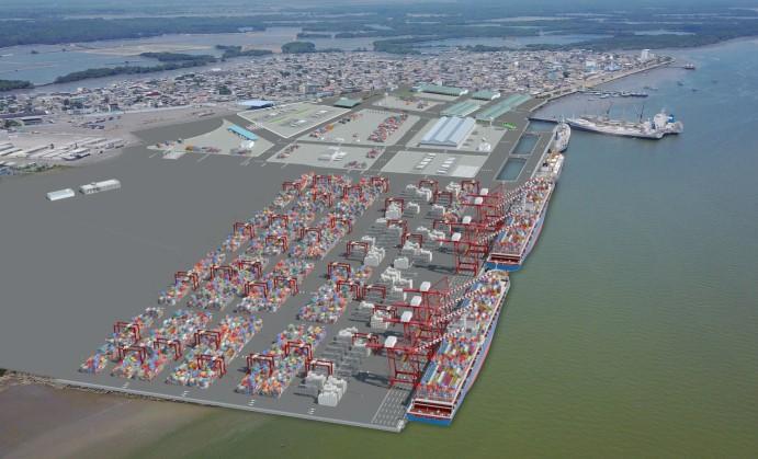 Yilport aposta em aumentar a capacidade instalada
