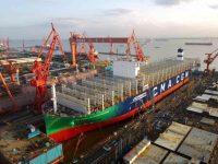 CMA CGM abastece navios a GNL em Marselha