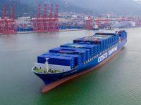 COSCO negoceia mais 16 mega-navios?