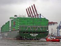 Taiwan financia Yang Ming e Evergreen