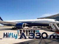 HiFly recebe A330neo e quer mais A380