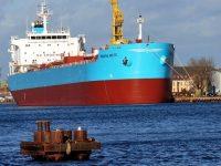 Maersk Tankers e Cargill juntam graneleiros