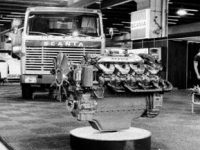 Scania celebra 50 anos do V8