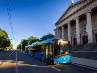 """Solaris vende 50 autocarros """"verdes"""" na Suécia"""