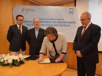 APDL investe mais 21 milhões em Viana