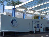 Gaia estreará abastecimento de hidrogénio