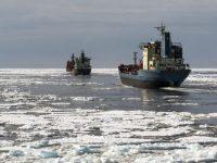 Rússia quer 55 porta-contentores para o Ártico
