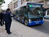 Barraqueiro testa autocarro eléctrico da Alstom