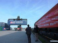 Alibaba lança comboio China – Bélgica