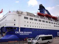 DFDS pára 12 ferries por falta de procura