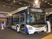 Iveco fornece a Paris 409 autocarros a gás