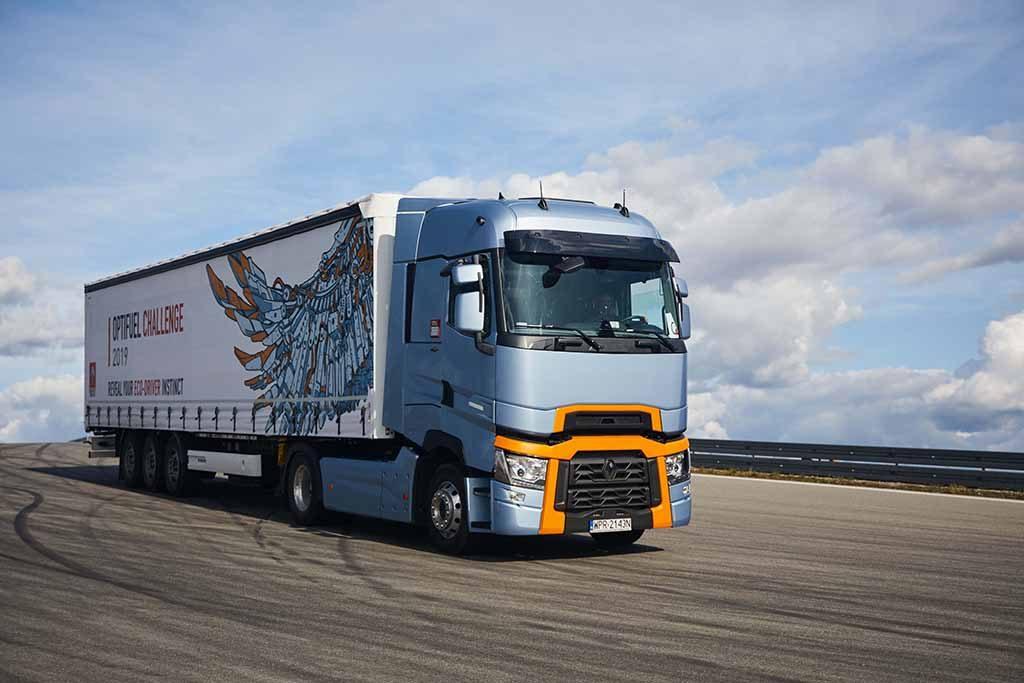 Renault Trucks matriculou 117 camiões