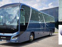 MAN Lion's Coach é o Autocarro do Ano