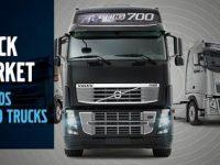 Volvo Trucks com feira de usados em Lisboa
