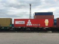 Stella Artois troca o camião pelo comboio