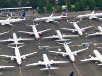 Boeing sem encomendas em Janeiro