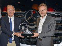 Mercedes Actros é o Camião do Ano
