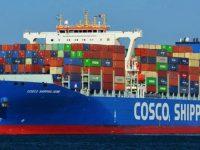 Cosco cria companhia para o shortsea